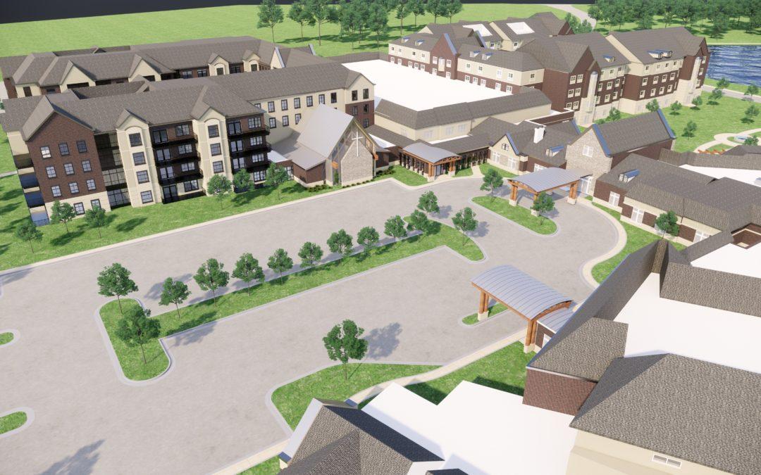 Sunset Retirement Communities to Build New Senior Living Facilities