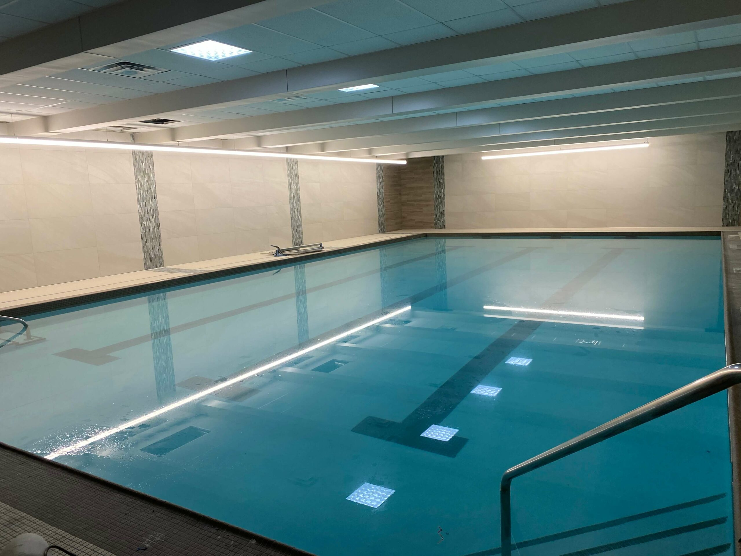 manor and villages pool renovation