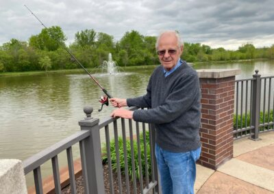Finding Ways to Thrive: Senior Living During a Pandemic